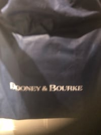Black dooney & bourke apparel