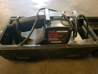 black and gray Craftsman chainsaw Los Angeles, 90028