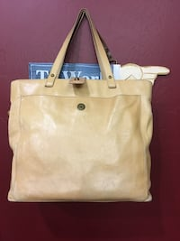 women's white leather tote bag Bakersfield, 93312