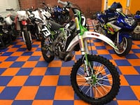 AB Cars 2015 Kawasaki KX250 23hrs! Fuel injected! Burlington, 27217