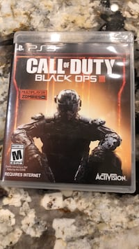Call of Duty Black Ops 3      Ps3 Suisun City, 94585