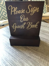 Guestbook Sign St Catharines, L2P 1Z2