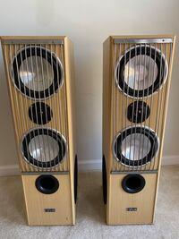 Epiphany C4 home theater tower Speakers
