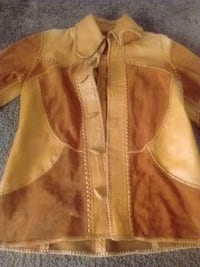 brown button down jacket Marion, 46952