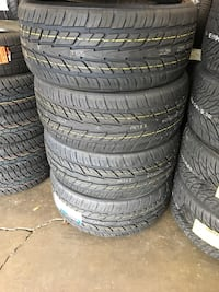 295/35R24 SET OF 4 TIRES ON SALE WE CARRY ALL MAJOR BRAND AND SIZE  Concord, 94520