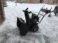 Snowblower sno-trek Richmond Hill, L4E 4C2