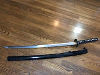 Katana (Full Tang) Washington