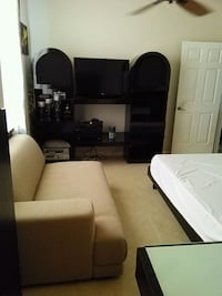 Couch,tv,entertainment and platform bed x 100 Miramar, 33027