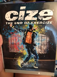 Beach body Cize exercise video new never opened  Mahwah, 07430