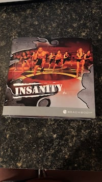 Insanity workout dvd set Austin, 78748