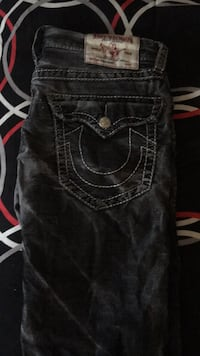 black True Religion denim bottoms Windsor Mill, 21244