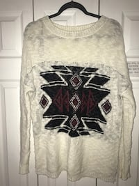 Tribal Sweater  Gaithersburg, 20879