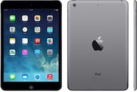 Black iPad mini 16gb Belmont, 02478