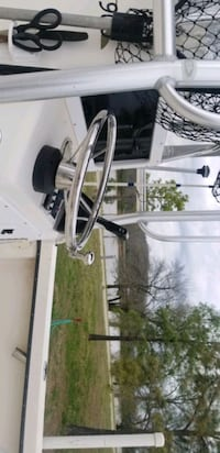 2005 maycraft 1900 center console