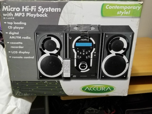Stereo great condition