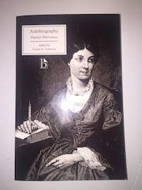 Paperback Broadview Autobiography by Harriet Martineau Toronto, M5G 2H6