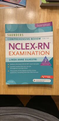 Saunders comprehensive review for the NCLEX RN examination Baltimore, 21230