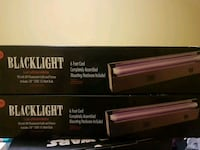 2 blacklights brand new in box  Toronto, M1E 4P9