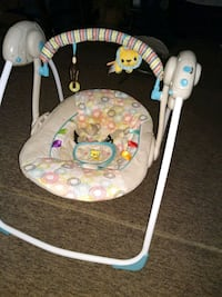 Infant Swing, Infant Bouncer and Infant Carrier Stone Mountain, 30083
