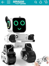 Almost Brand NEW - Remote Control Piggy Bank Robot with Music Arlington, 22207