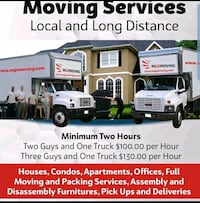Moving services  Laurel