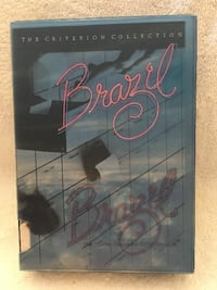 BRAZIL - DVD Box Set - Criterion Collection