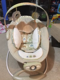 Baby's Bright star automatic bouncer