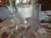 Cleat Flower Vases Woodbridge