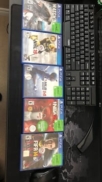 All Ps4 Games Kitchener, N2R 1T2