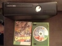 Xbox 360 250GB hard drive and 11 games Los Angeles, 91311