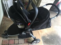 Britax b-agile/b-safe travel system
