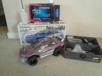 Gas power r/c 4wd car Coon Rapids, 55433