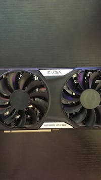 EVGA GEFORCE GTX 960 FTW 2GB graphics card Raleigh, 27606
