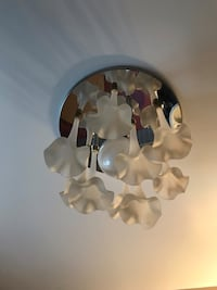 Ceiling fixture Art Deco style in perfect condition Barrie