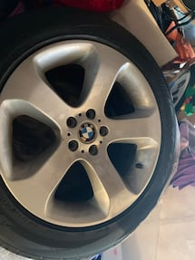 2006 BMW X5 Rims and tires all 4 $obo