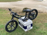 Electric Balance Bikes for Kids