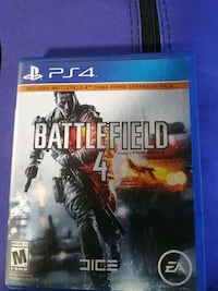 console game ps4 battlefield 4 Fontana, 92336