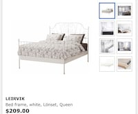 Full size bed frame Alexandria, 22309