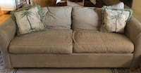 Free green sleeper couch Concord, 94518
