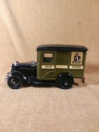 US Mail 1929 Ford Model A Delivery Van Coin Bank