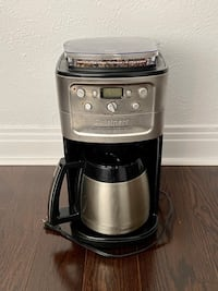 Cuisinart Automatic Burr Grind and Brew