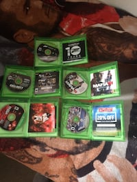 5 xbox one games Scottdale, 15683