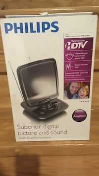 Philips Superior digital picture and sound box