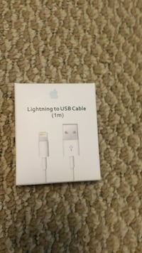 Apple Lightning to USB cable box Calgary, T2A 3H3