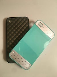 iPhone 6 in oro con custodia verde Lanciano, 66034