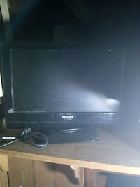 black Philips flat screen TV Warner Robins, 31088