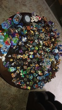 skylanders figures games cards and storage Fairfax, 22033