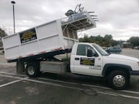 """Marcelo""""s hauling demo delivery clean up back yard commercial resident"""