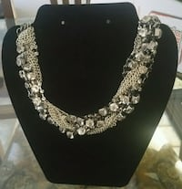 silver-colored chain necklace Scottsdale, 85257