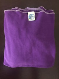 Moby® Wrap Classic Baby Carrier in Purple $50 OBO!!  Smoke-free, pet-free home! Calgary, T2N 2A1